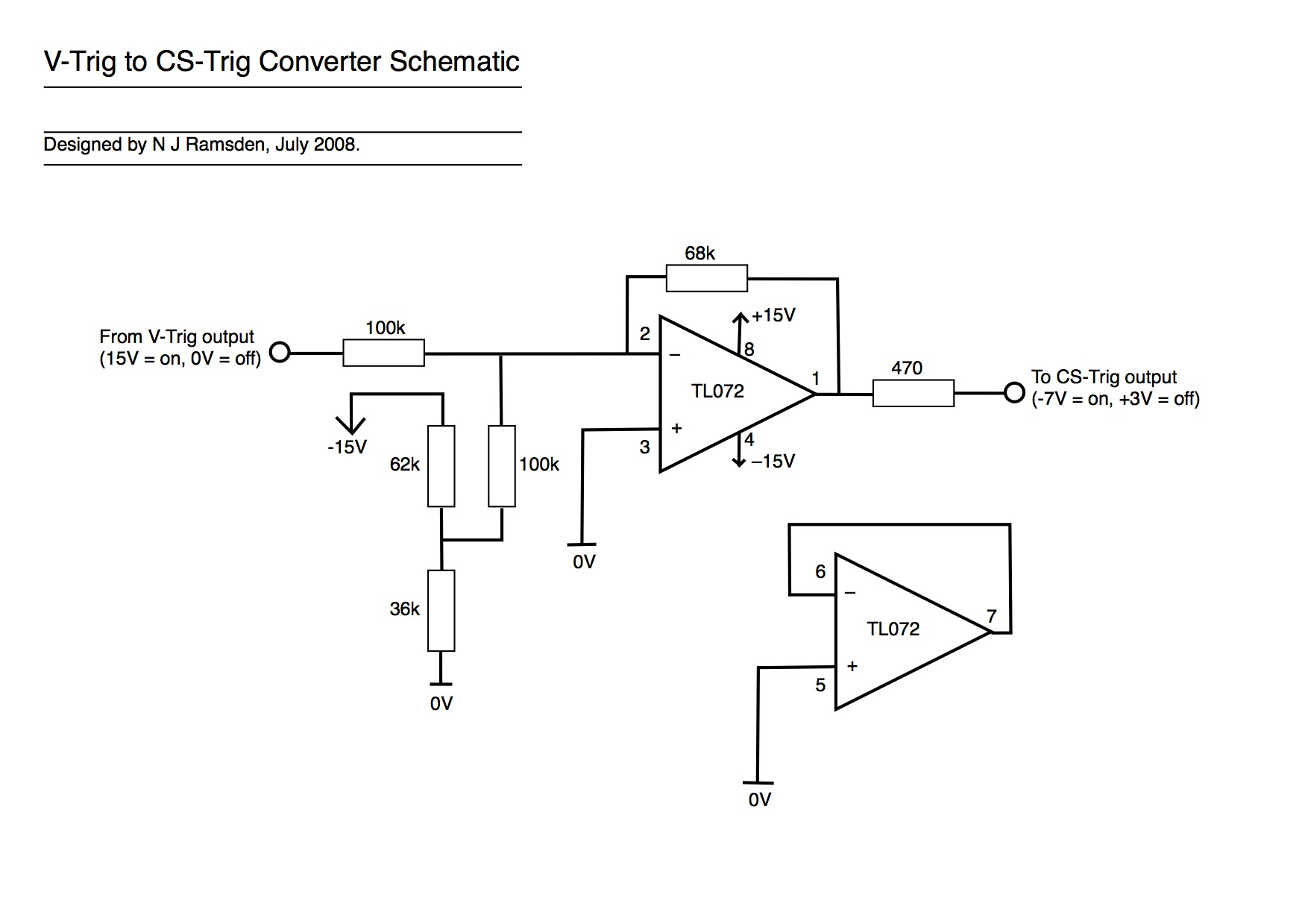 Yamaha Cs5 Wiring Diagram Not Lossing 2008 Outboard Cs Trigger Input Modification Synthnerd Rh Wordpress Com Ignition
