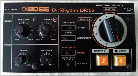 Boss DR-55 photo