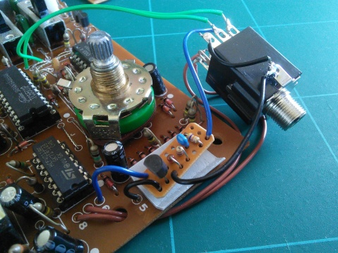clock modded DR-55 circuit A