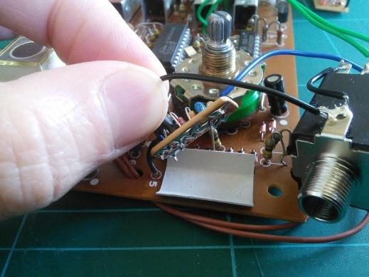 clock modded DR-55 circuit B